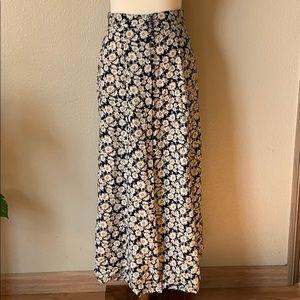 2/$50 Vintage 1990s Express longline skirt.